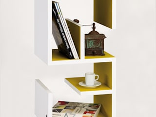 Cuboide – storage cabinet model 29 Oleh Ann Decor - The Wooden & Recycled Home Skandinavia