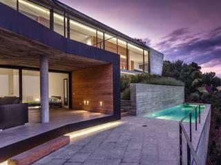 Дома в стиле модерн от VelezCarrascoArquitecto VCArq Модерн