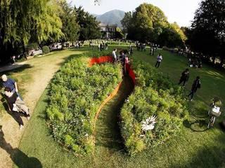 Un tempo pensato per sognare Giardino moderno di GREENCURE - landscape & healing gardens Moderno