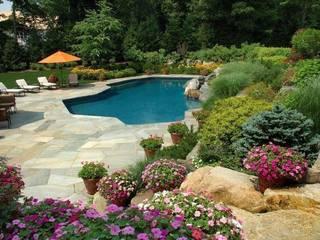 Jardines de estilo rústico de italiagiardini Rústico
