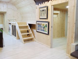 Modern living room by Just-In House(져스틴 하우스) Modern