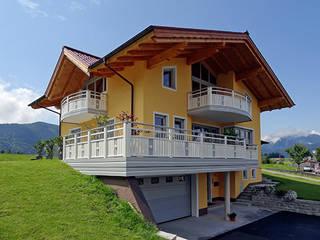 Alu Comfort Plus - hält ein Leeben lang:  Terrasse von Leeb Balkone GmbH