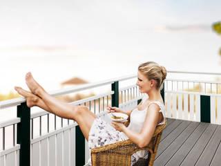 Schönheit genießen - für immer.:  Terrasse von Leeb Balkone GmbH