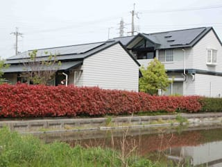 Country style house by 株式会社 央建築設計事務所 Country