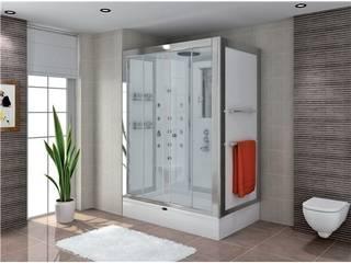 現代浴室設計點子、靈感&圖片 根據 VERA DUŞ 現代風