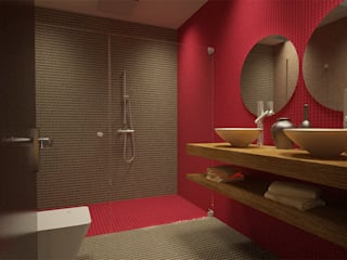 Hotéis modernos por Eva Sáve Moderno