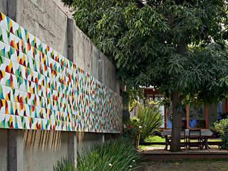 Taman Modern Oleh Ana Sawaia Arquitetura Modern