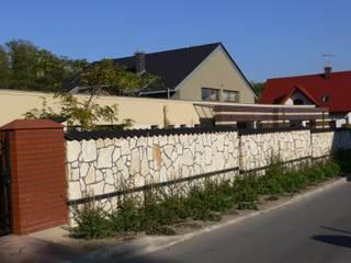 Dom jednorodzinny w Rząsce koło Krakowa Studio S Biuro architektoniczne Michał Szymanowski Nowoczesne domy