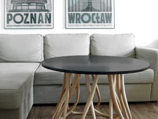 MOWO STUDIO Living roomSide tables & trays