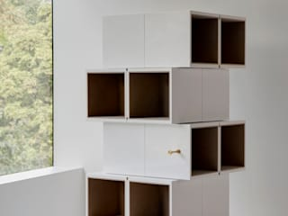 The Cubrick Cabinet:   by Mockbee and Co