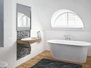MOWO STUDIO BathroomBathtubs & showers