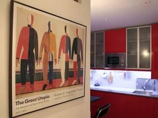 APRES/ COULOIR ET CUISINE :  de style  par Emmanuelle Cohendet