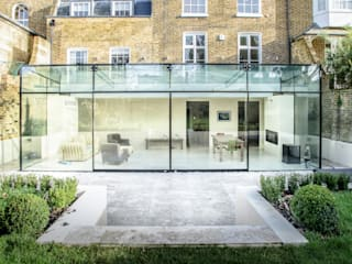 Barnes, London Modern conservatory by Maxlight Modern