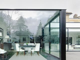 Stonehill, London Minimalist windows & doors by Maxlight Minimalist