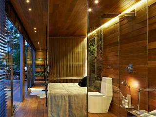 Schlafzimmer von Cristina Menezes Arquitetura