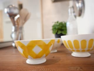 Modularis Progettazione e Arredo KücheBesteck, Geschirr und Gläser