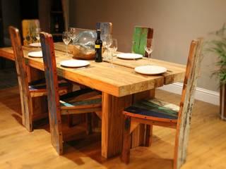 Dining room by BluBambu Living