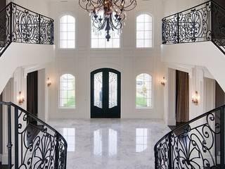 Luxury Balustrades:   by Maison Noblesse