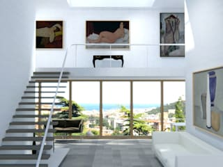Modern Living Room by Ivo Buda Architetto Modern