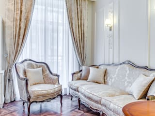 Be In Art Classic style living room