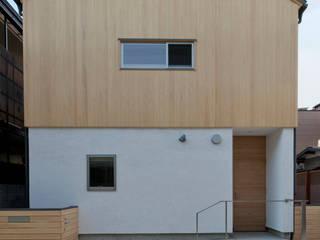 Projekty,  Domy zaprojektowane przez 株式会社松井郁夫建築設計事務所, Nowoczesny