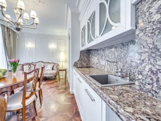Be In Art Classic style kitchen