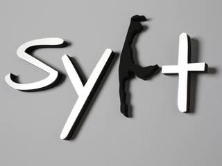 Sylt - Silhouette & Schriftzug:   von abc-3D