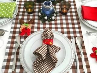Dekorluk – Dekorluk şık masalar için runner:  tarz