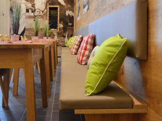 Vinzenzmurr Shopkonzepte:  Gastronomie von niki szilagyi interior architecture