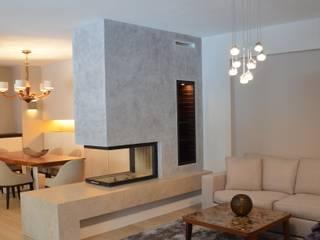 Privatwohnung München:  Esszimmer von niki szilagyi interior architecture