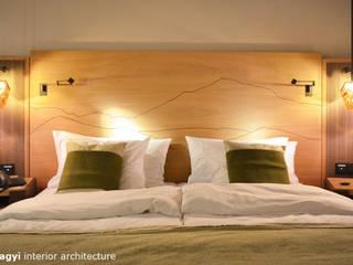 Arabella Alpen Resort & Spa Hotel:   von niki szilagyi interior architecture