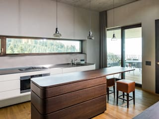 Küche: moderne Küche von marte-huchler
