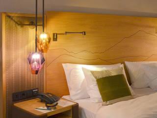Arabella Alpen Resort & Spa Hotel:  Hotels von niki szilagyi interior architecture
