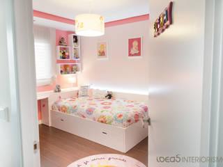 Habitaciones para niños de estilo moderno de Ideas Interiorismo Exclusivo, SLU Moderno