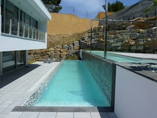 Pool by CONILLAS - exteriors, Modern