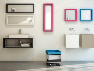 Baños de estilo  por Boing Original