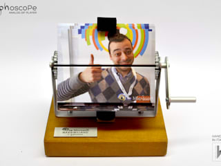 Microsoft Giphoscope:  in stile  di Giphoscope