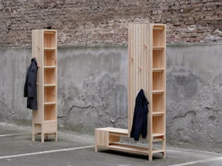 Mixed-use Storage units:   von Sebastian Erazo Fischer