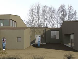 Casapanal soma [arquitectura imasd] Casas de estilo moderno