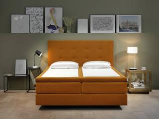 Cocoon: Dormitorios de estilo  de Ecus