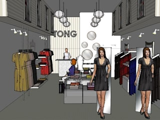 Tong Shop, Mumbai 根據 K-Tribe Studió