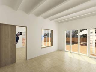 Salle à manger moderne par soma [arquitectura imasd] Moderne