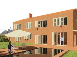 The Little House soma [arquitectura imasd] Casas de estilo moderno