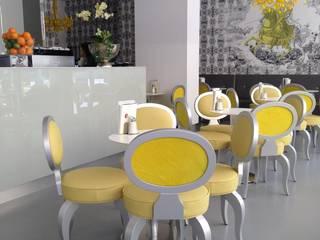 Wiener Szalon:  Gastronomie von CHristian Bogner GmbH Living Art