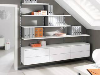 Рабочие кабинеты в . Автор – Regalraum GmbH, Модерн