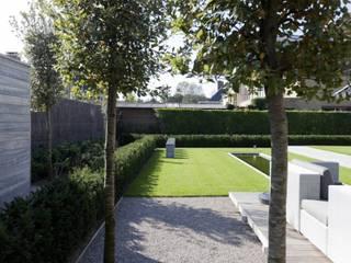 im Main-Taunus-Kreis Moderner Garten von Ecologic City Garden - Paul Marie Creation Modern