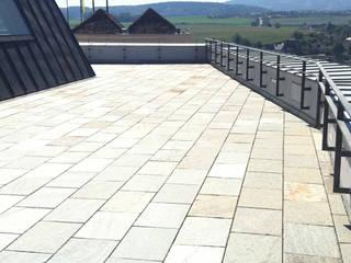 Sicherheit ist keine Glaubenssache: Flächendrainage schützt Benediktinerkloster Stift Melk:  Museen von Gutjahr Systemtechnik GmbH