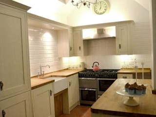 Hawthorn Cottage, Eyam - Dining Kitchen - Kitchen Area:   by JCAD