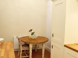 Hawthorn Cottage, Eyam - Dining Kitchen - Dining Area:   by JCAD