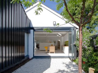 The Nook Converted Bakery NRAP Architects Maisons modernes